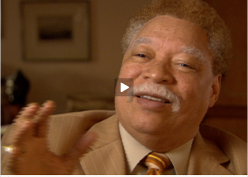 Reynaldo Rey on Moms Mabley's Live Act